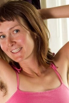 WeAreHairy – Charlotte Is a Horny Hairy Earth Girl