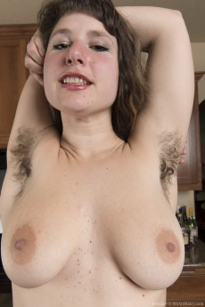 Big tits and hairy pits