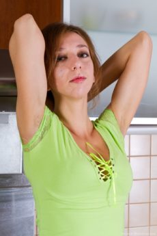 Darina heats things up in her kitchen