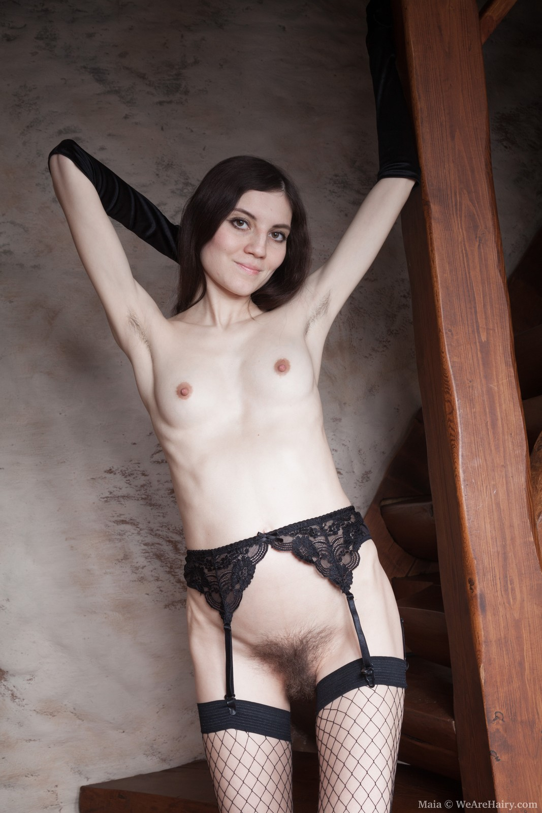 maia-strips-naked-showing-off-her-new-grey-hat5.jpg